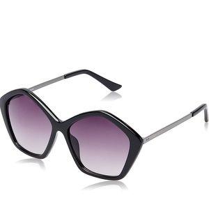 NWOT A.J. Morgan Large Pentagon Shaped Sunglasses